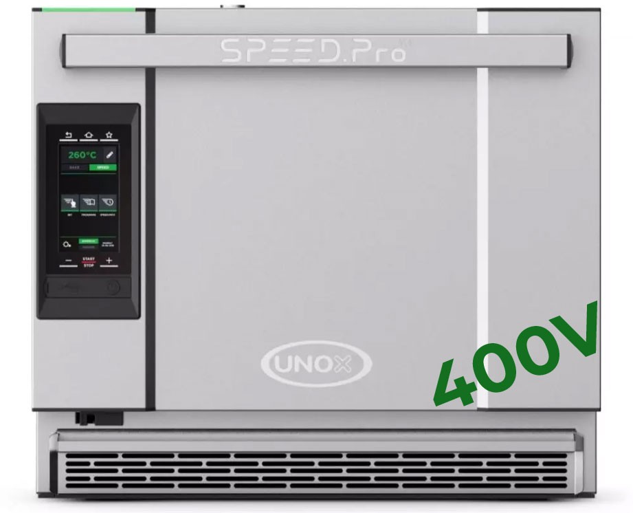 UNOX BAKERLUX SPEED.Pro™ HIGH SPEED OVEN XESW-03HS-EDDN