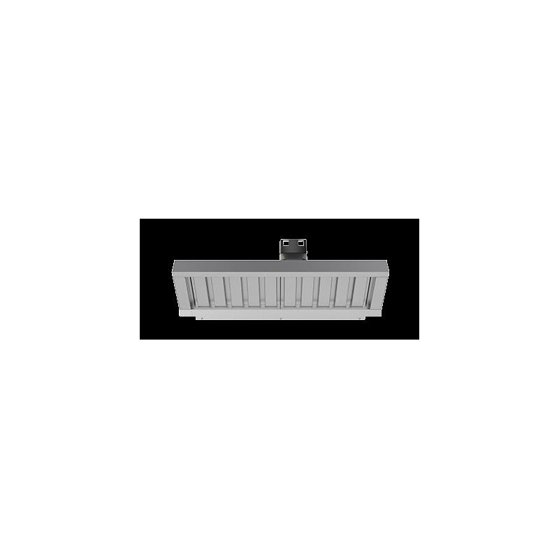 Dampkap met stoom condensator voor Cheftop GN1/1 20 Niveau