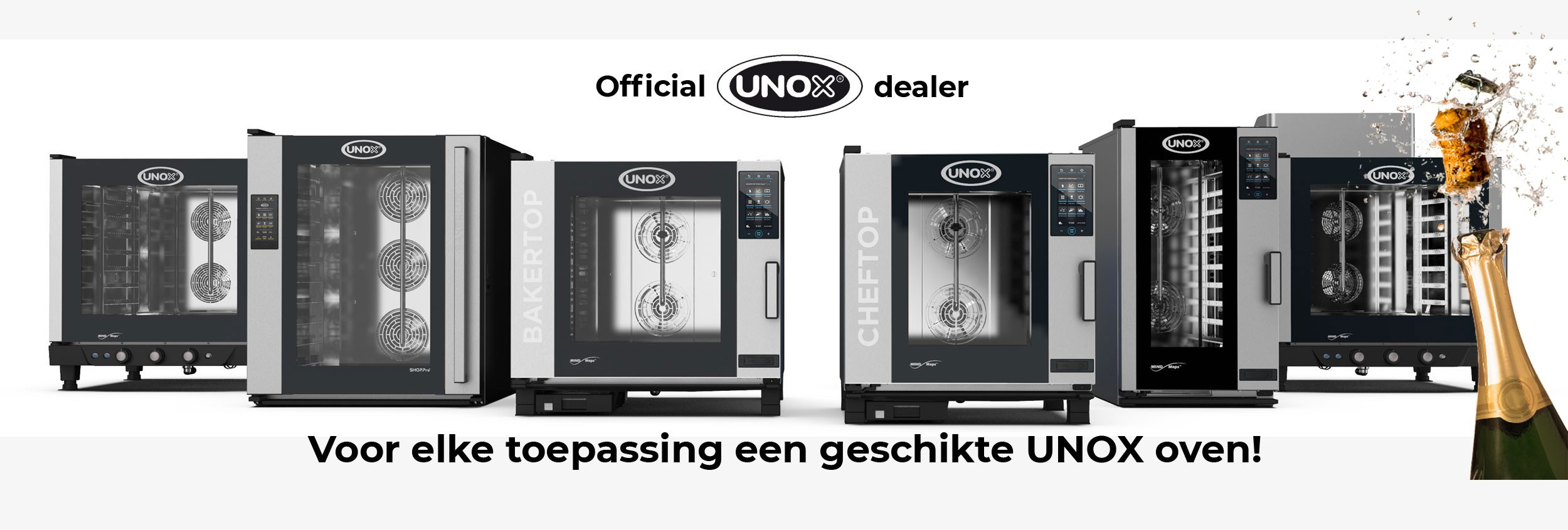unox ovens cheftop bakertop cheflux bakerlux